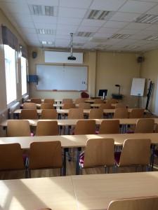 Skolsal